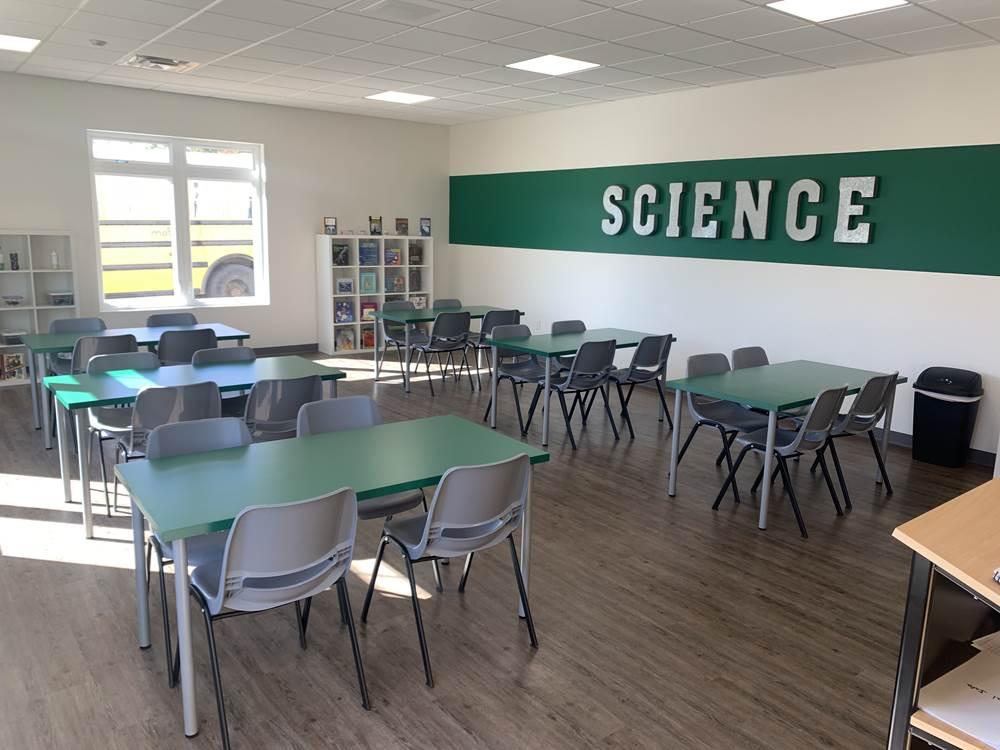 Mobius Science Room